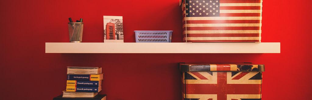 INGLÊS BRITÂNICO X AMERICANO: O QUE MUDA?